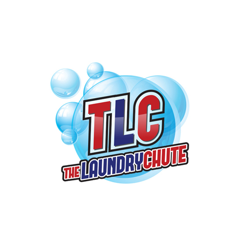 the laundry chute laundry collection logo