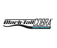 black tail cobra logo design